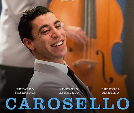 Carosello Carosone: diretto da Lucio Pellegrini in onda il 18 marzo in prima visione su Raiuno