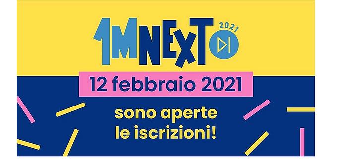 Da oggi sono aperte le iscrizioni online per 1MNEXT, il contest del CONCERTO DEL PRIMO MAGGIO 2021