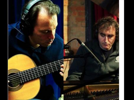 Ti intervisto, ospiti i musicisti Giovanni Amighetti e Luca Nobis   MUSICA