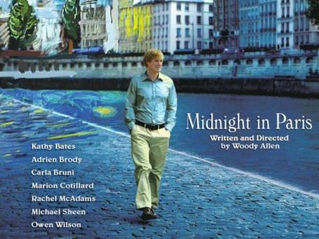 "Weekend al cinema con ""Midnight in Paris""   Recensione a cura di Jessica Gori"