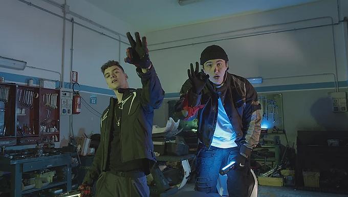 """BRACA E LB PRADA - i due talentuosi rapper di Salerno pubblicano """"SA/SH"""", il nuovo singolo"""