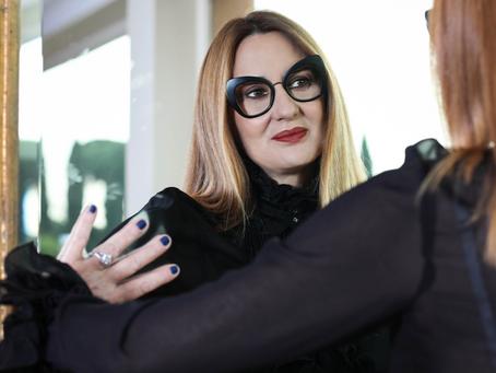 """La scrittrice Daniela Cicchetta:"""" Con Matelda, si osserva il cambiamento del ruolo della donna"""""""