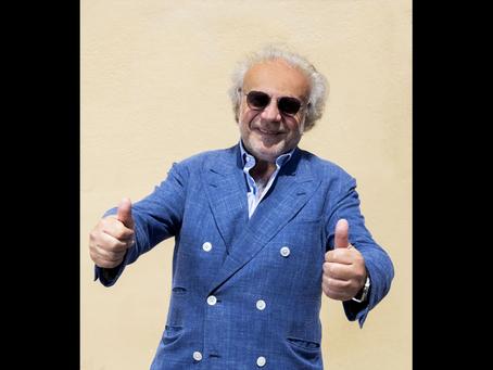 BUON COMPLEANNO JERRY CALÀ | Il 20 luglio 2021 – Una grande festa all'Arena di Verona | NEWS E FOTO