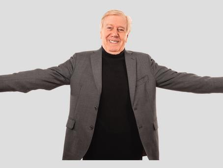 """Claudio Lippi: """"Non so chi sarà il conduttore e Direttore artistico di Sanremo 2022. Io non mollo."""""""