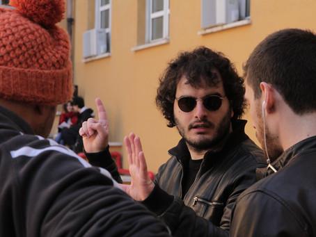 """""""Ti intervisto"""", il regista Simone Ciancotti Petrucci:"""" Vorrei girare un film con Julia Roberts"""""""