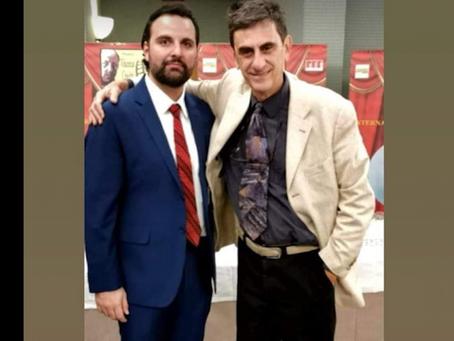 """""""Giornata mondiale della poesia"""" si apre il sipario con """"L'arte"""" di Fiumarella e Pietro De Silva"""