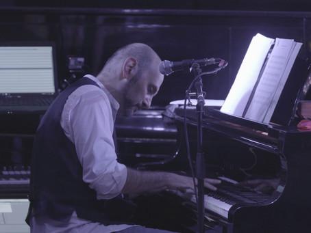 Pierfrancesco, cantautore fiorentino a Casa Sanremo | INTERVISTA E FOTO