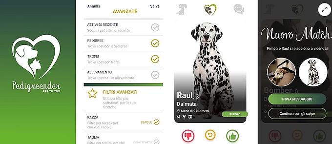 Arriva Pedigreender: la nuova app di dating dedicata agli amici a quattro zampe