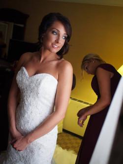 Nj wedding makeup