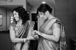 The Posh Bride- Indian Bridal Hair