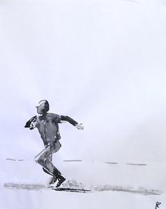 Baseball ink runner, 2011