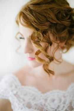 On Location Bridal Hair