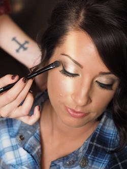 NJ Bridal hair and makeup