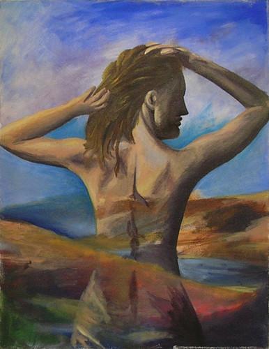 Back girl, 2006
