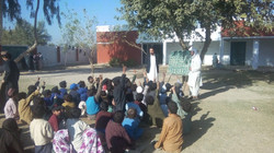 Expansion of classes at Govt. School