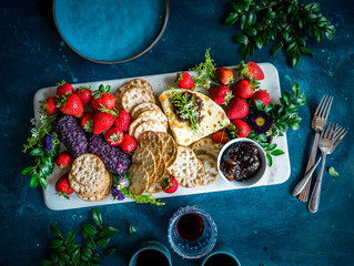 Berry n' Cheese Combinations