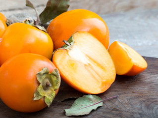The many ways to enjoy Persimmons