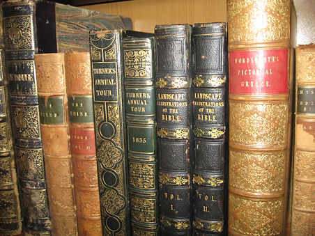 rare books hampshire, antique books hampshire, unusual books