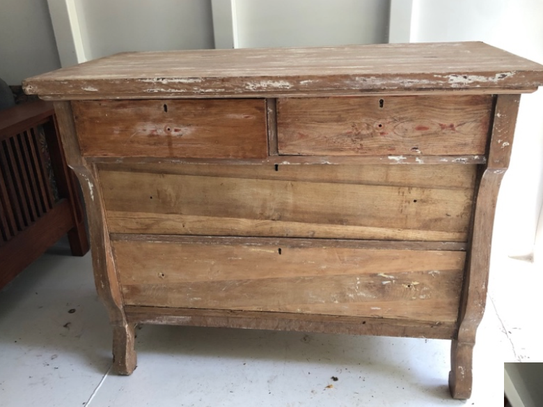 Antique dresser $125