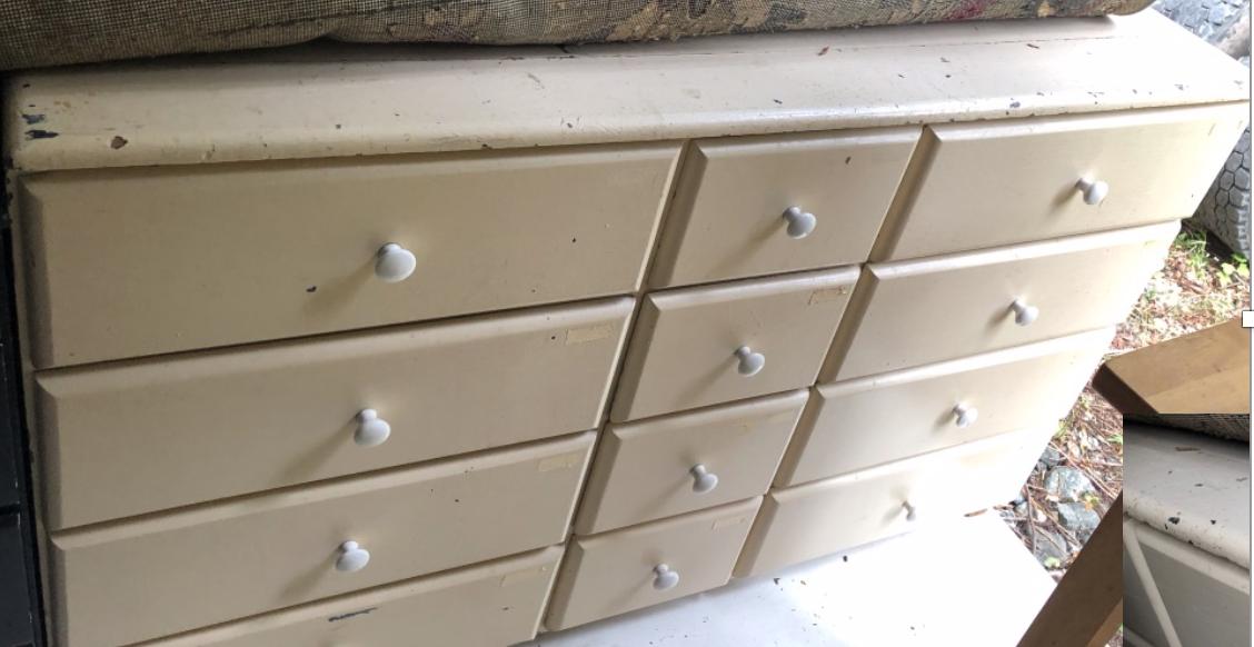Dresser $75