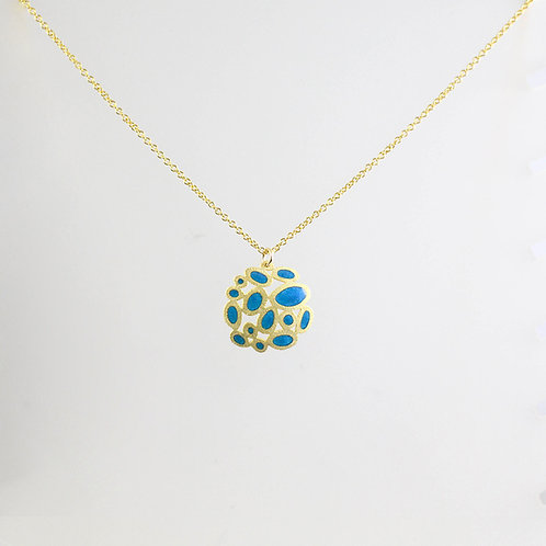 Geometric Bubble Necklace
