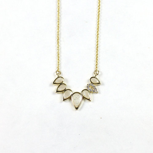Petal Lace Necklace