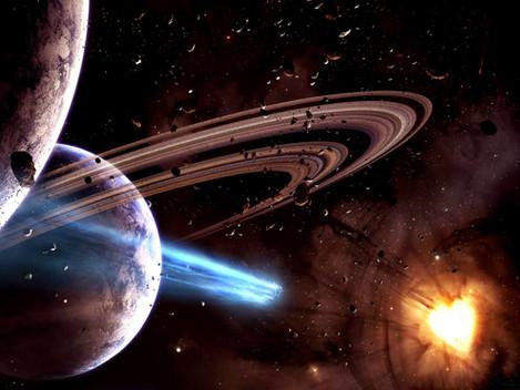 Sonidos en el espacio: Sinfonía inaudible