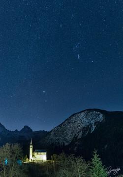 Orione e San Martino
