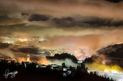 Lorenzago by Night