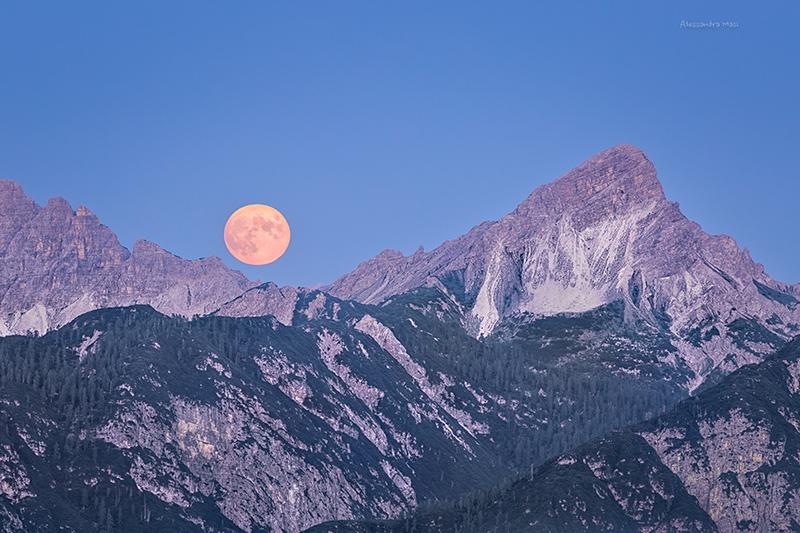 Luna in Penombra - A. Masi