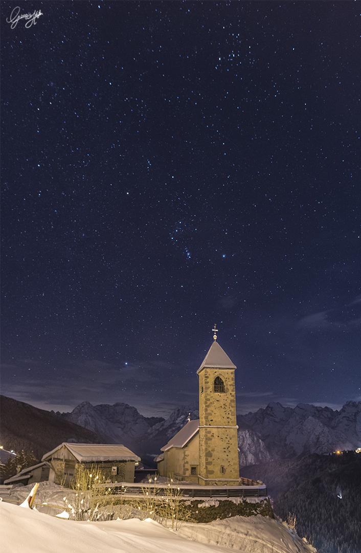 San Leonardo e Orione