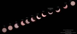 Eclissi parziale di Sole 25.3.2015