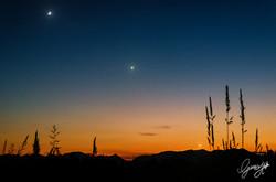 Congiunzione Luna, Venere e Giove 13.5.2013.jpg