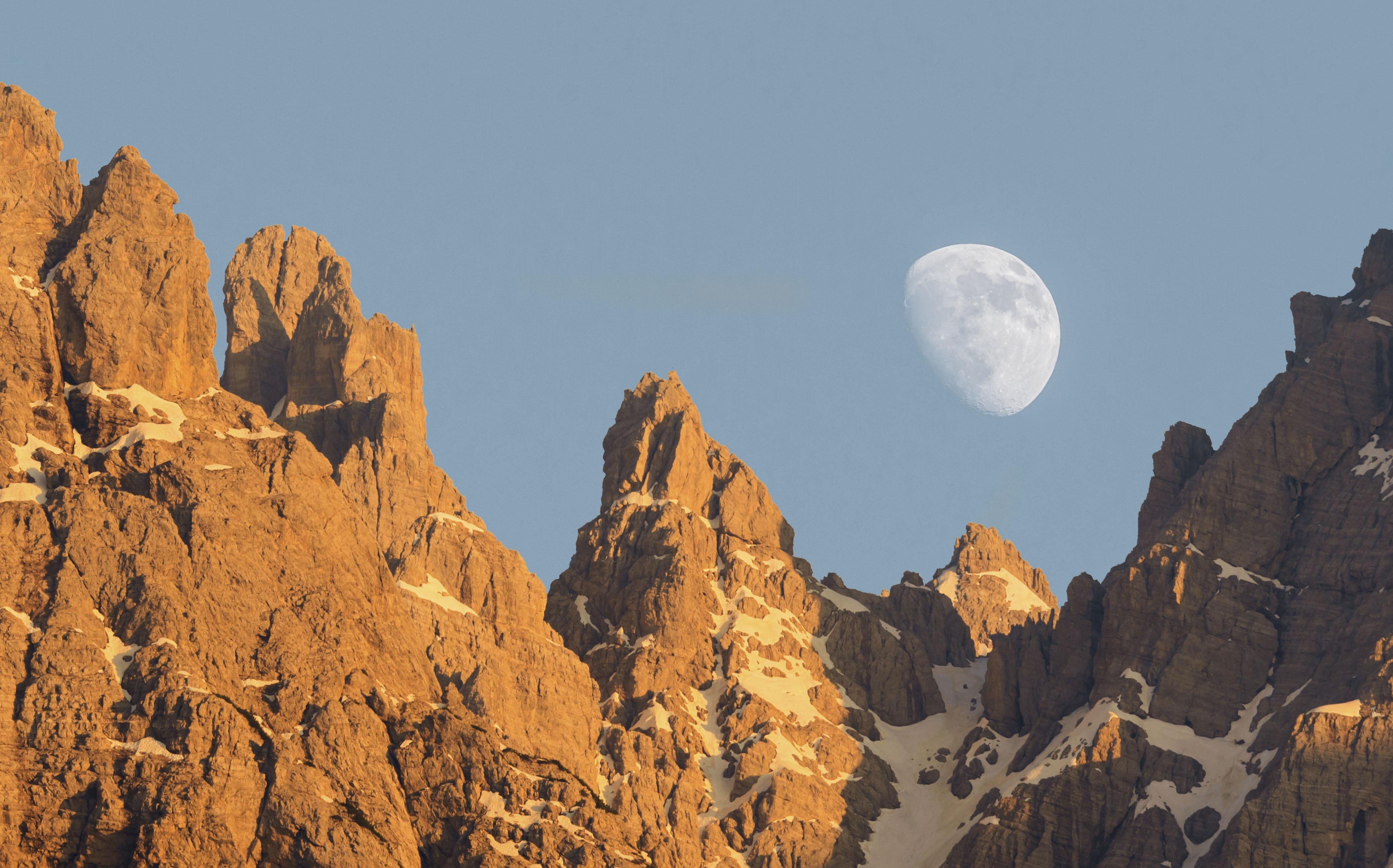 Moon  and Miaron