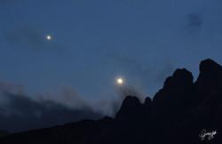 Congiunzione Venere e Giove 27.06.15