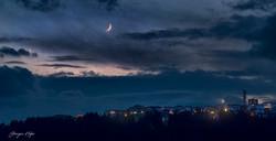 Moon and Jupiter ove Danta 3