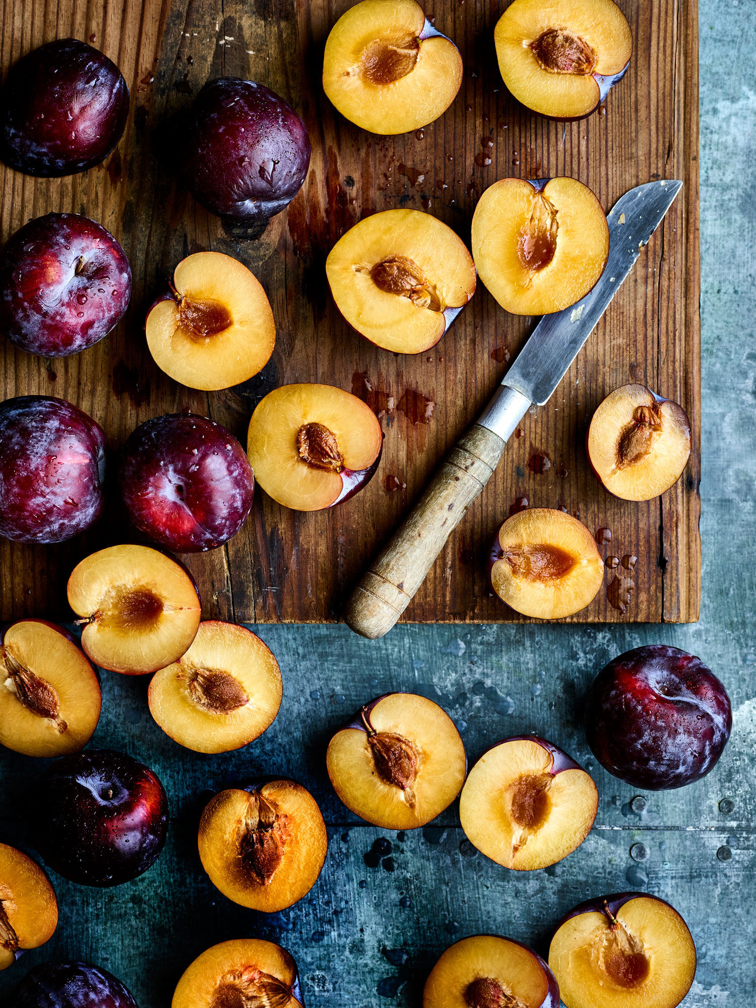 Plums-styled copy