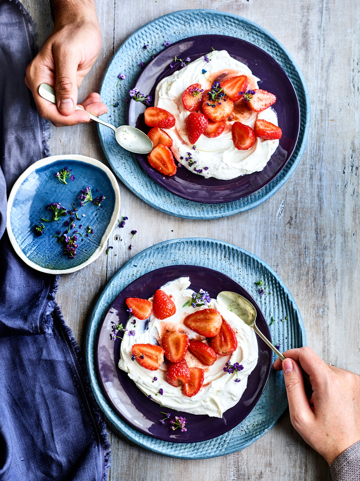 Labneh-strawberries copy