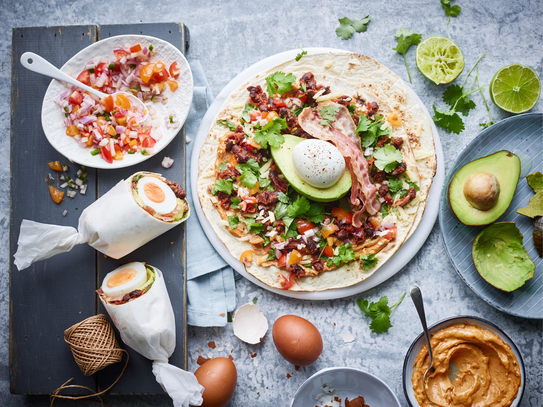 05.Delicious web shoot burrito 1