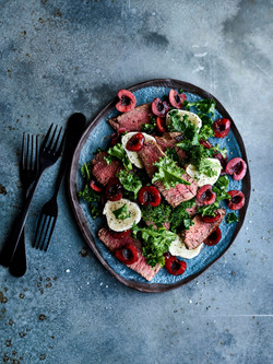 Steak,-cherry-and-goats-cheese-salad copy