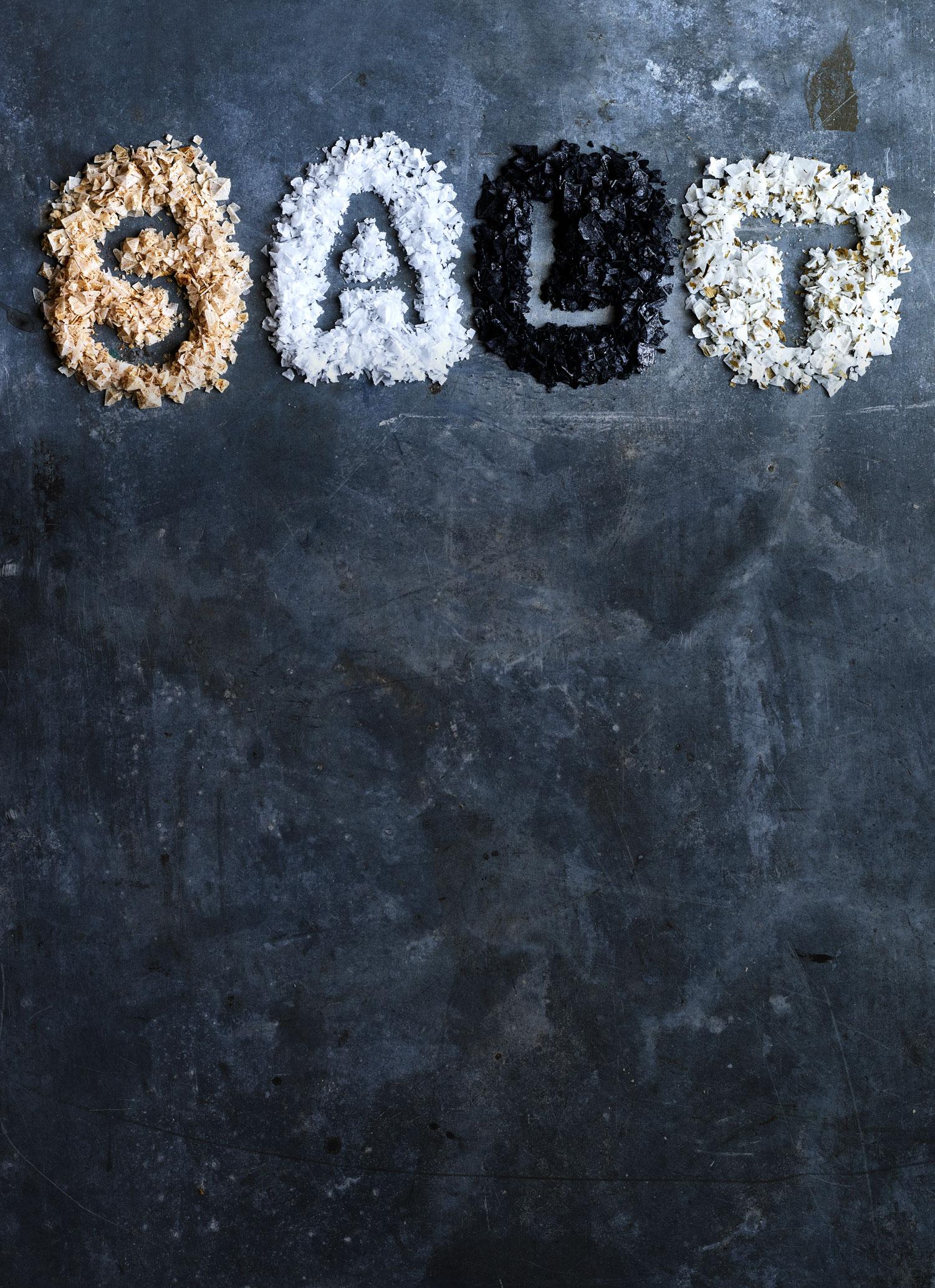 Salt copy