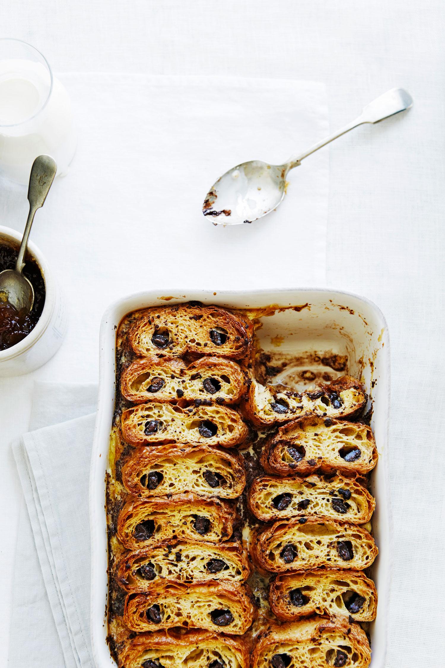 Pain-au-chocolat-pudding copy
