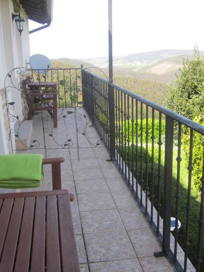 Studio 1&2 Balcony