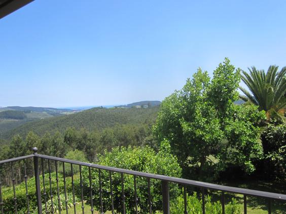Blick vom Balkon Studio 2
