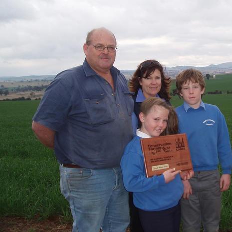 2010 Landcare Award Winner