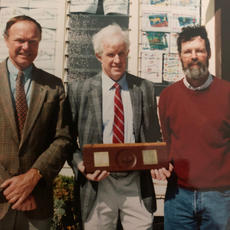 2002 Landcare Award Winner