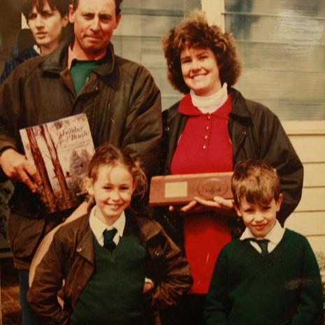 2001 Landcare Award Winner