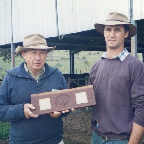 1997 Landcare Award Winner