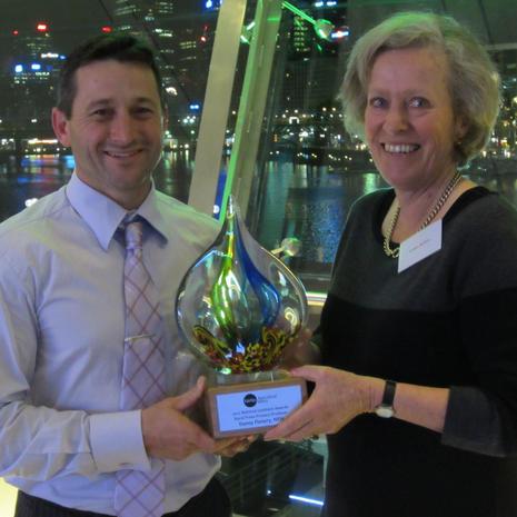 National Landcare Award YEAR