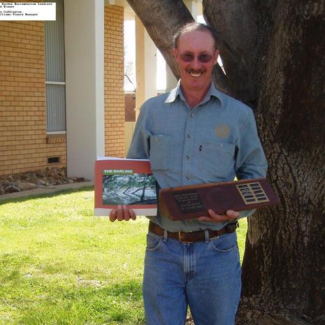2008 Landcare Award Winner